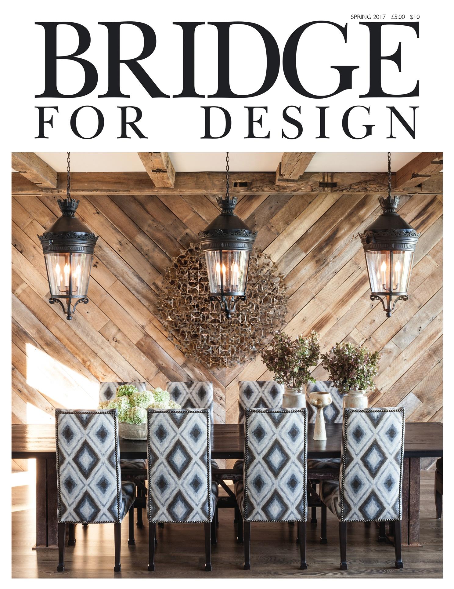 Bridge for Design Maart 2017