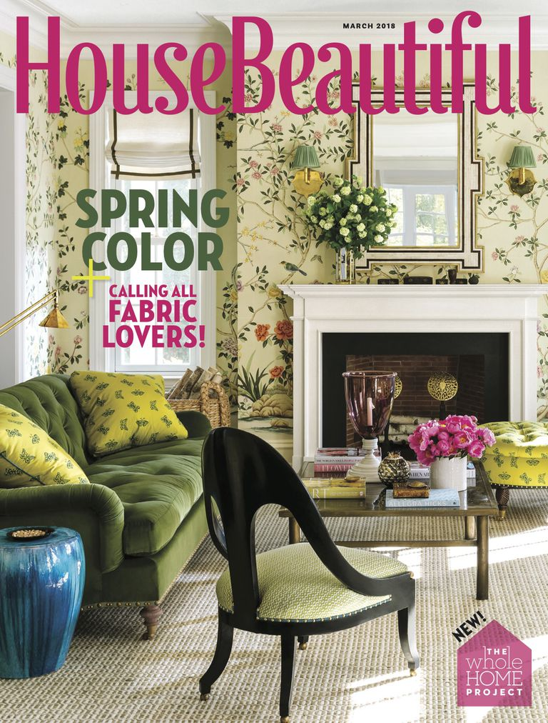 House Beautiful maart 2018