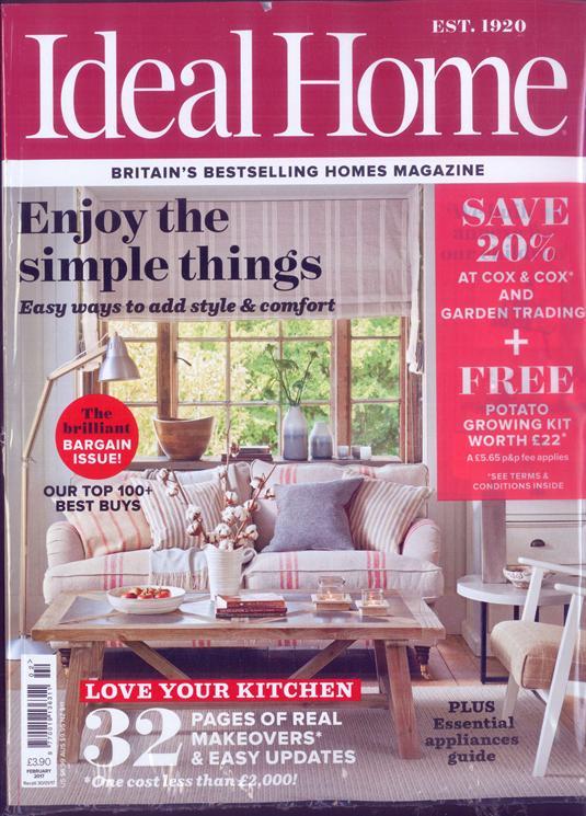 Ideal Homes February 2017