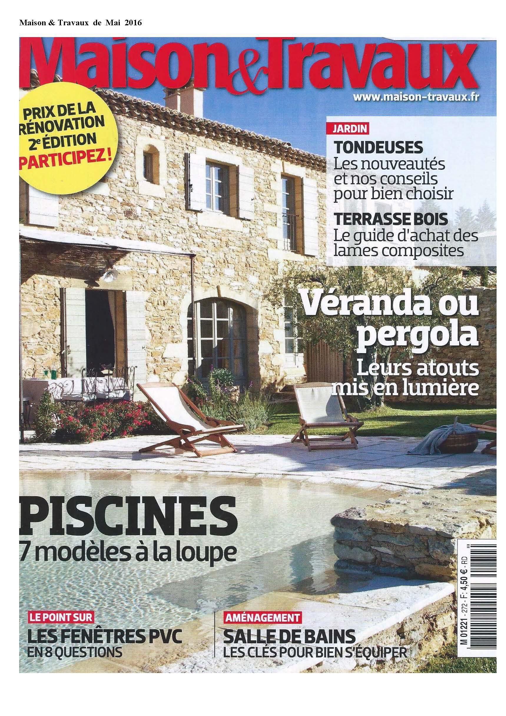Maison & Travaux Mei 2016