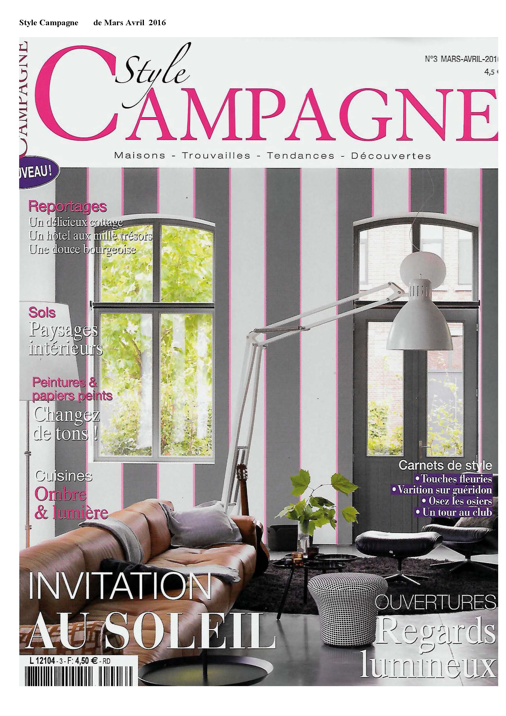 Style Campagne Maart April 2016
