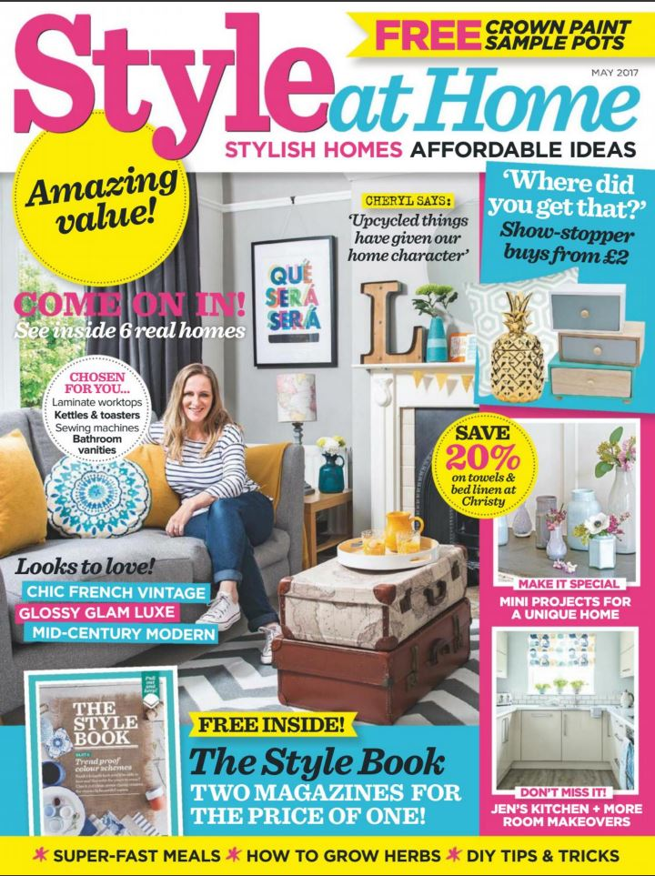Style at Home Mei 2017