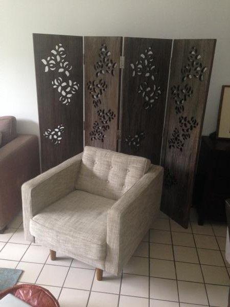 Beige Svendsen fauteuil