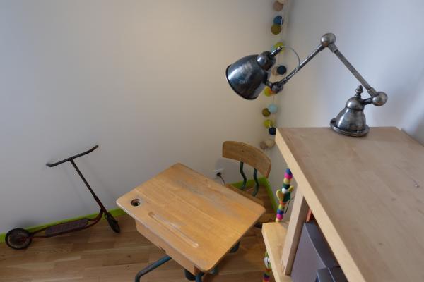 Verstelbare architect lamp