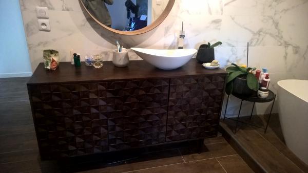 Balkis houten dressoir