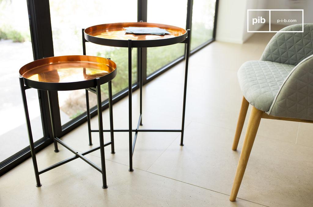 tweedelige lloyd tafel praktische scandinavische set pib. Black Bedroom Furniture Sets. Home Design Ideas