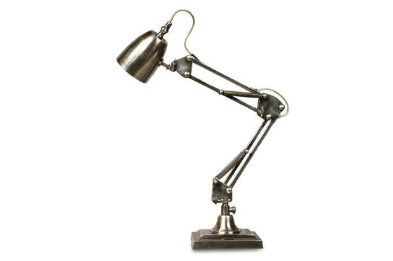 1957 bureaulamp Productfoto