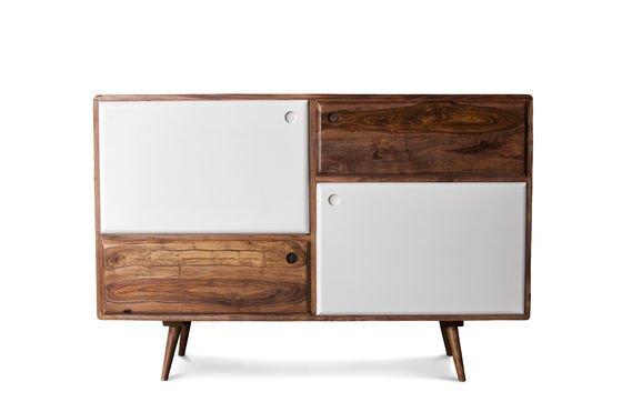 1969 houten dressoir Productfoto