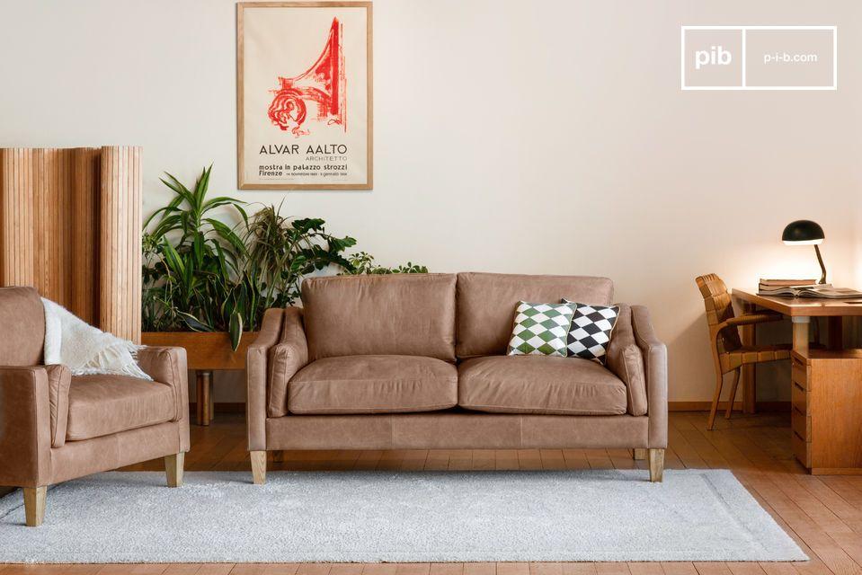 Tijdloze elegantie, uitstekend comfort en kwaliteitsleder