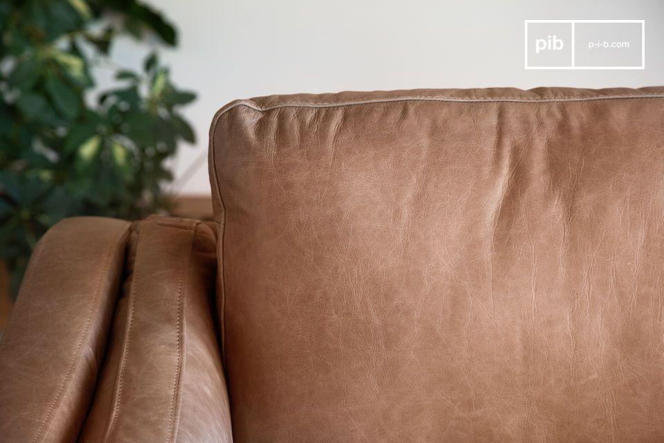 Het kan vergezeld gaan van de fauteuil uit dezelfde collectie