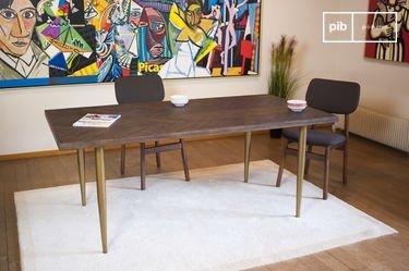 Alienor houten tafel