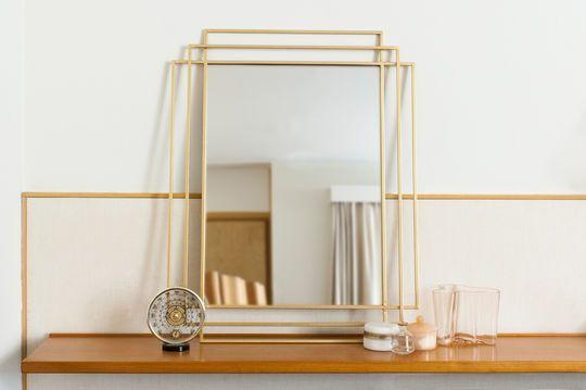 Alma gouden spiegel