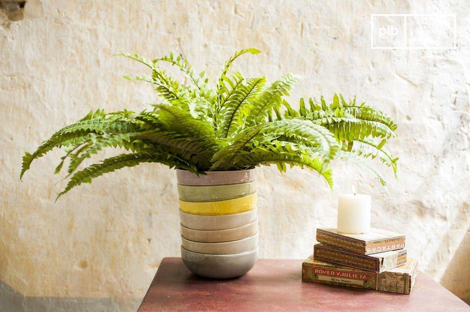 De Amalia vaas is een prachtig decoratief object met leuke optische illusie