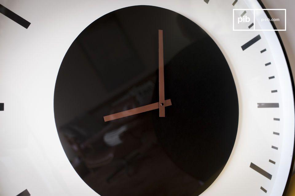 Eenvoudig grafisch ontwerp, voor een decoratieve en praktische wandaccessoire