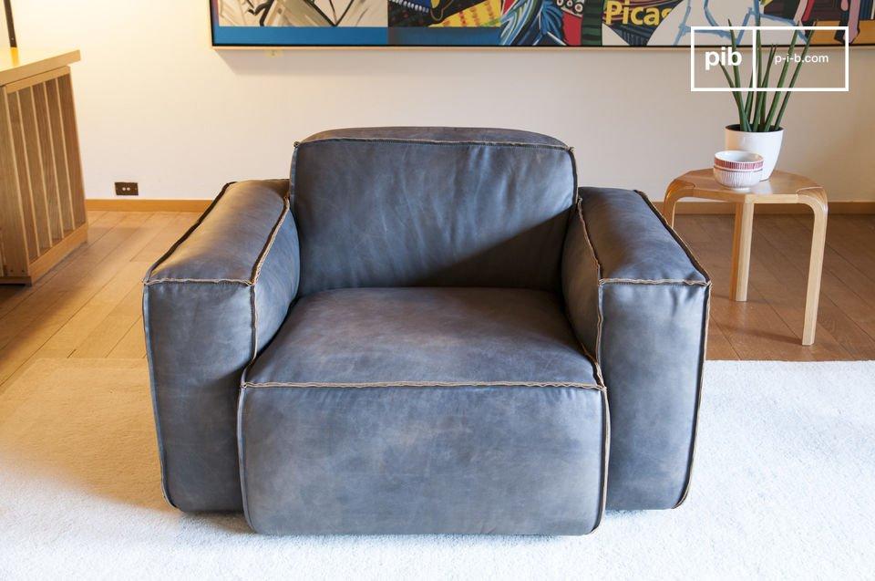 De Atsullivan fauteuil is een bijzonder model