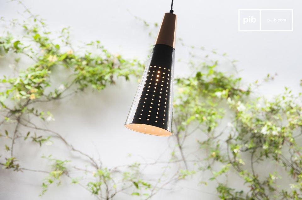 Designer lamp voor zacht licht