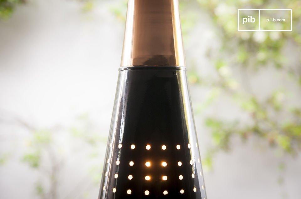 De Balero hanglamp is een geweldige lamp die je interieur zal voorzien van warm licht en een unieke