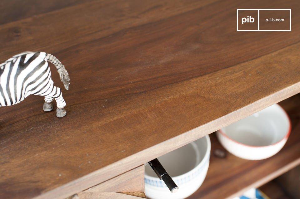 Een ideaal meubelstuk voor servies of andere zware voorwerpen