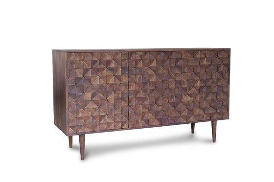 Balkis houten dressoir Productfoto