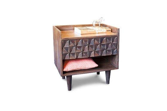 Balkis houten nachtkastje Productfoto