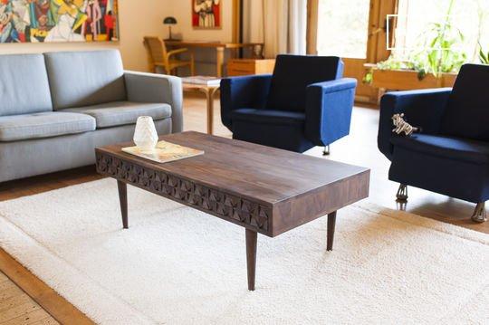 Balkis houten salontafel
