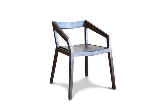 Balkis stoel met armleuningen Productfoto