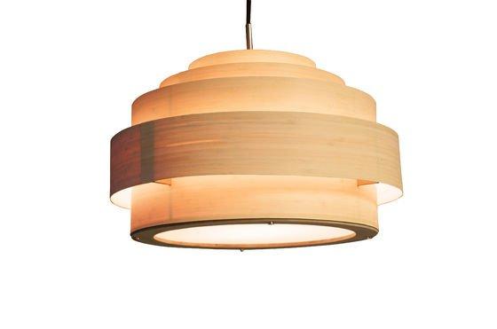 Bamboe hanglamp 40 cm Productfoto