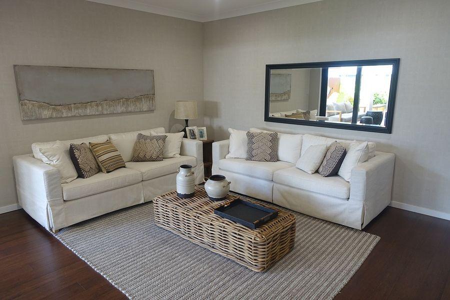 De landelijke stijl is speels en romantisch - Sofa stijl jaar ...