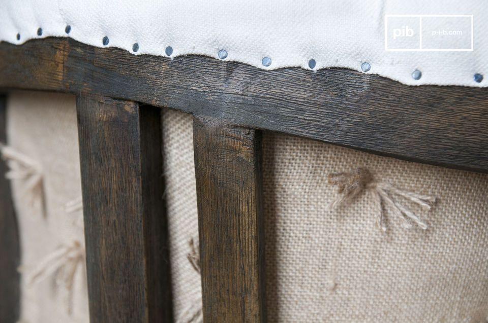 Gevoerd design voor een elegante Boheemse stijl