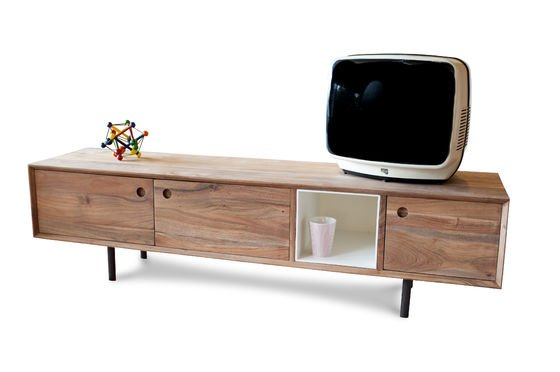 Bascole vintage Tv meubel Productfoto