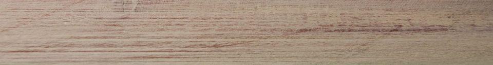 Benadrukte materialen Baux de Provence sidetable