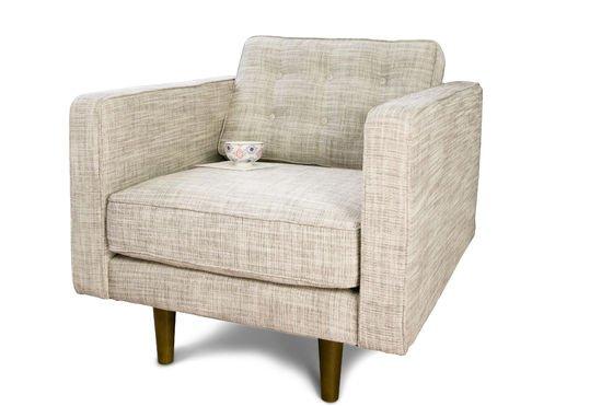 Beige Svendsen fauteuil Productfoto
