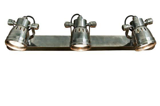 Bistro triple wandlamp Productfoto