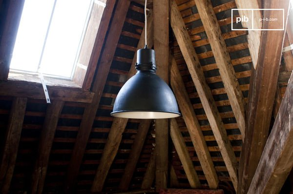 Black Edition fabriek hanglamp
