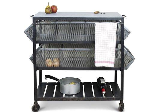 Bluestone keukenkar Productfoto