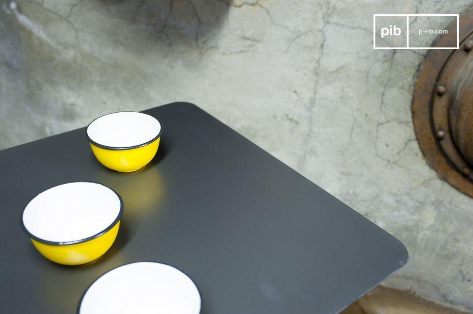 Industrieel design, zeer praktisch en minimalistisch