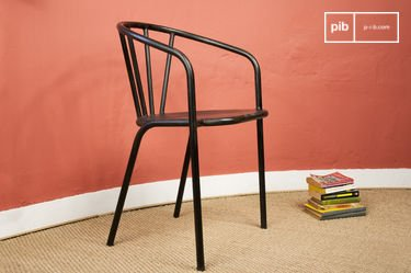 Brienon metalen stoelen