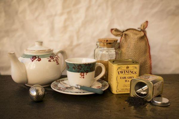 Britse theeset