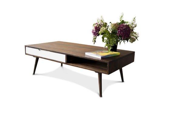 Brown'n White salontafel Productfoto