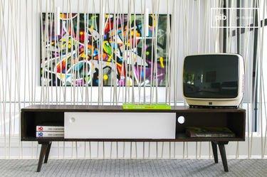 Brown'n White tv-meubel