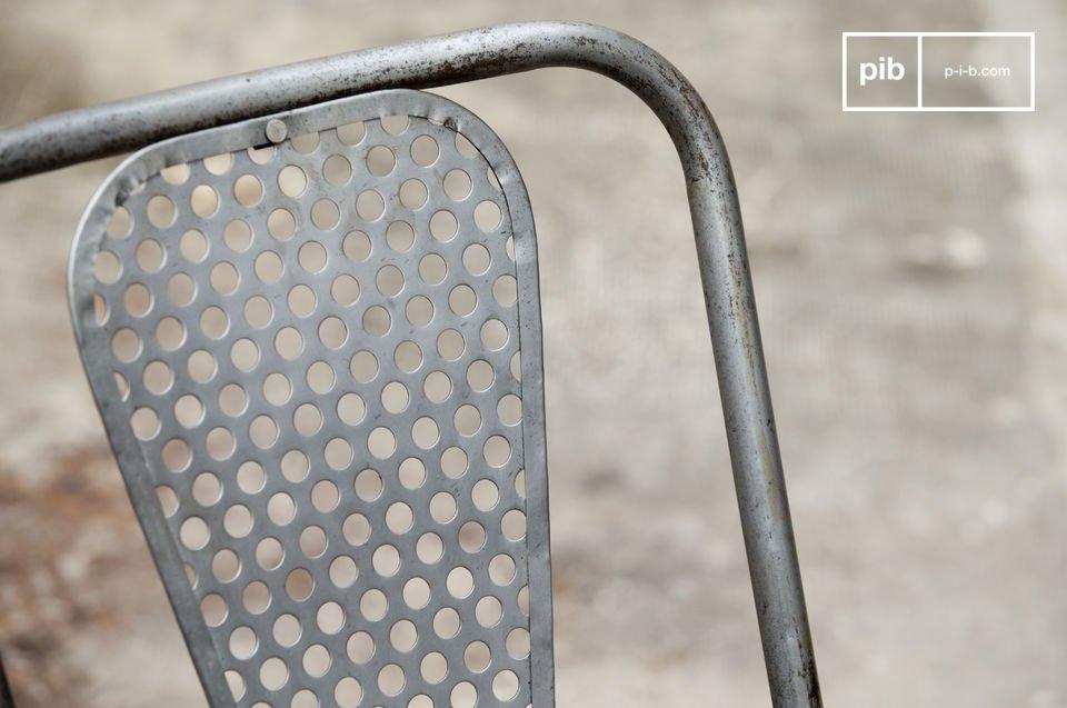 Kies voor een robuuste en unieke stoel