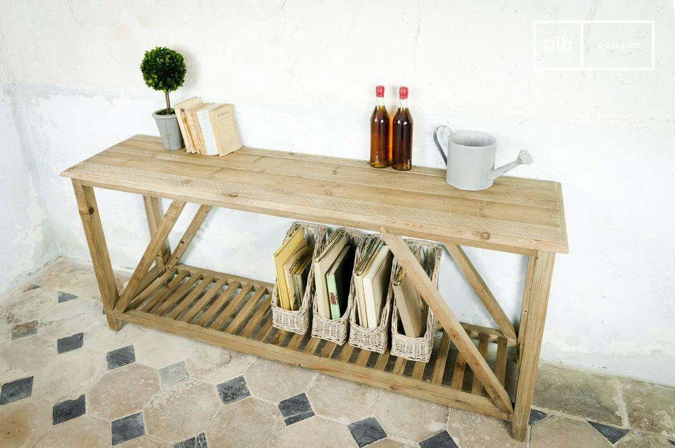 Boheemse landelijke stijl, 100% stevig oud hout