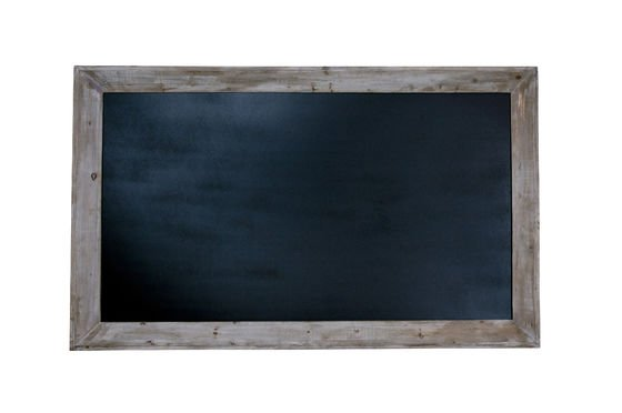 Café schoolbord 115x190cm Productfoto