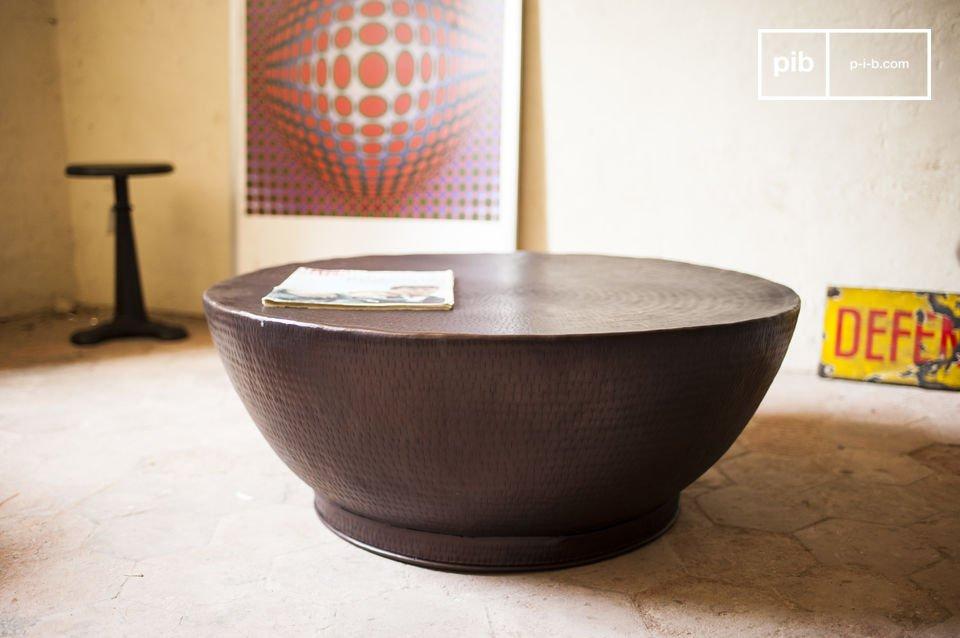 De Calaba salontafel is een meubelstuk dat op geen andere salontafel lijkt