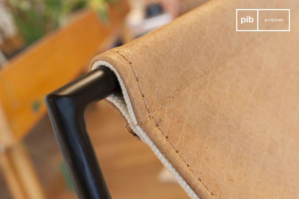 Een stoel die comfort