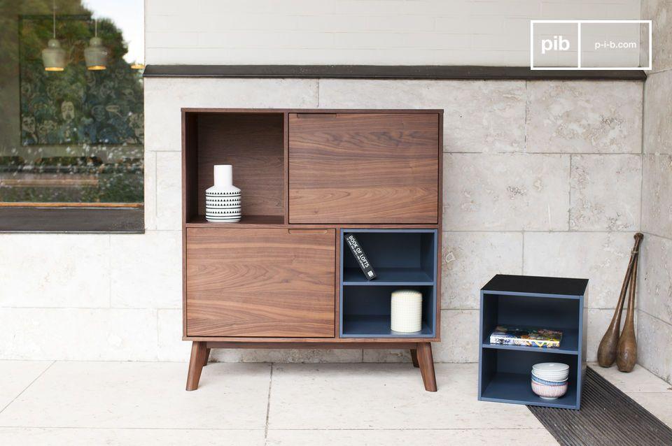 De Cassi garderobekast is hét perfecte meubelstuk die opslagruimte biedt
