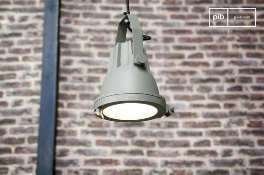 Cast hanglamp Weissmuller