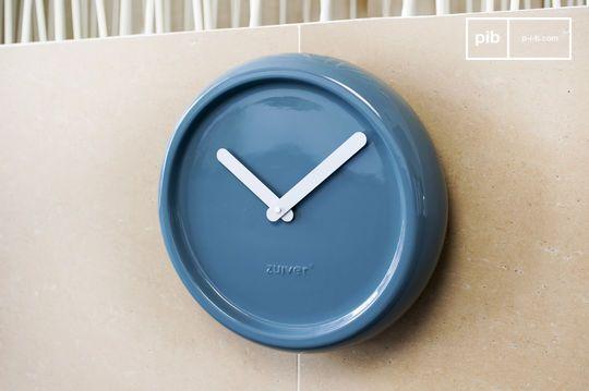 Ceramic time klok