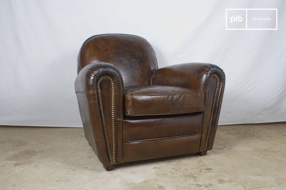 Verwonderlijk Cigar Club leren fauteuil - Zeer comfortabele fauteuil | pib RY-72