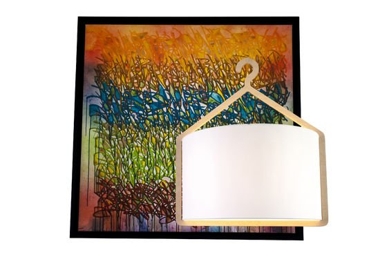 Cintrée hanglamp Productfoto